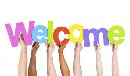Visitors are always welcome